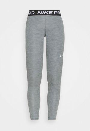 Legging - smoke grey heather/black/white