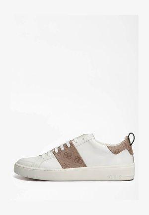 VERONA LOGO - Sneakers basse - weiß