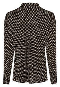 someday. - Button-down blouse - schwarz ecru - 1