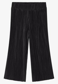 Name it - MIT WEITEM BEIN - Trousers - black - 2