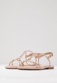 ALDO - QILINNA - Sandals - rose gold - 4