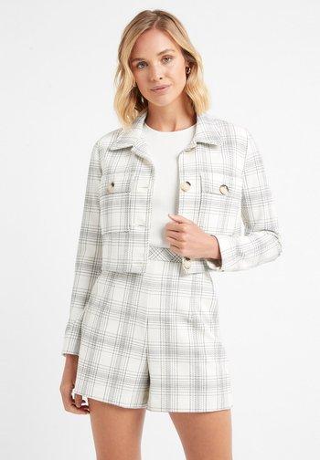 Light jacket - ar-ecru