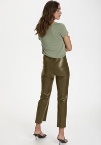 Soaked in Luxury - Trousers - military olive - 2