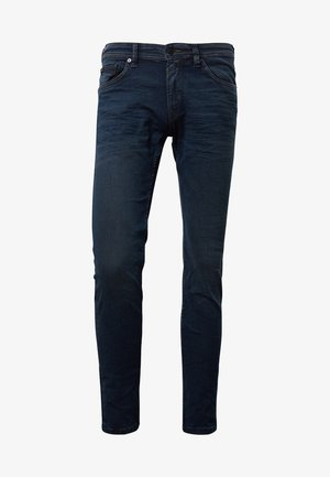 PIERS  - Slim fit jeans - blue denim