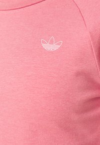 adidas Originals - LONG SLEEVE TEE - T-shirt à manches longues - hazy rose/white - 6