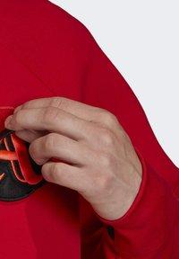 adidas Performance - VRCT JACKET - Training jacket - red - 6