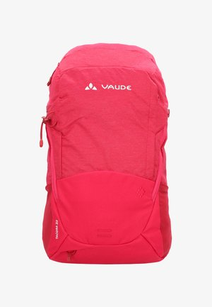 TACORA - Hiking rucksack - crimson red