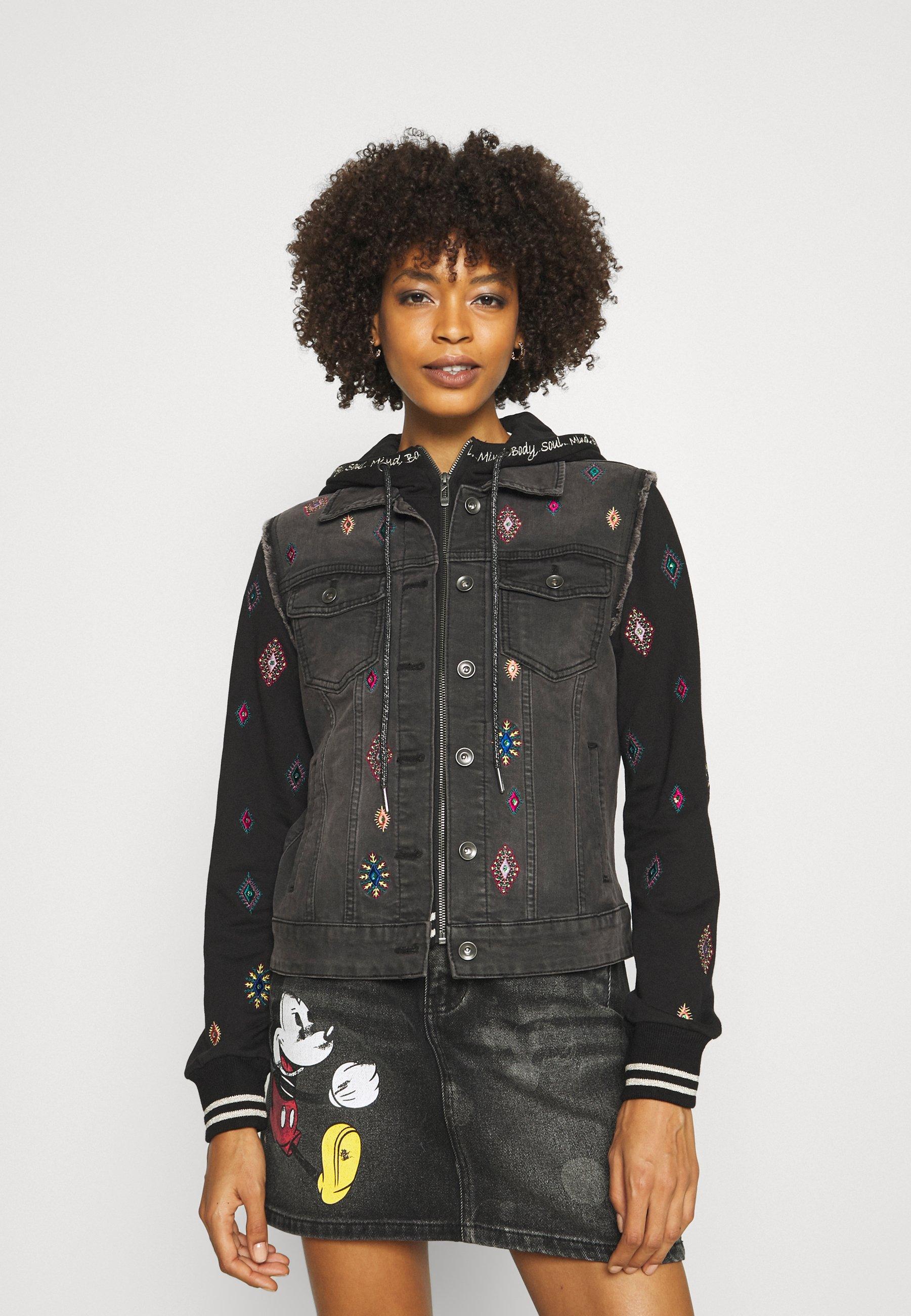 Women CHAQ LIVERPOO - Denim jacket