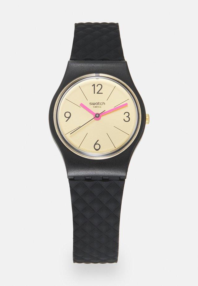 LUXY BAROK - Watch - black