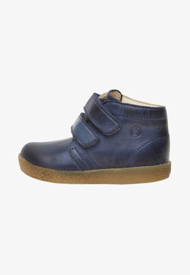 FALCOTTO CONTE  - Chaussures premiers pas - marine
