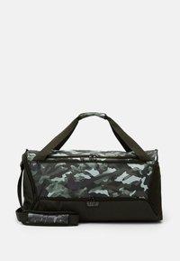 Nike Performance - DUFF - Sports bag - white/sequoia/cool grey - 1