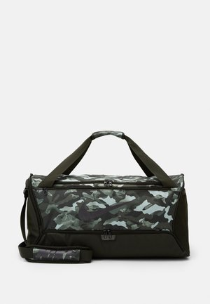 DUFF - Borsa per lo sport - white/sequoia/cool grey