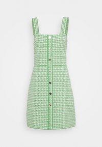 sandro - Day dress - vert - 3