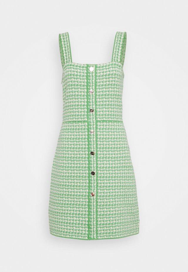 Korte jurk - vert
