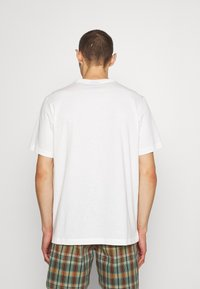 PS Paul Smith - HAPPY - Print T-shirt - off white - 2