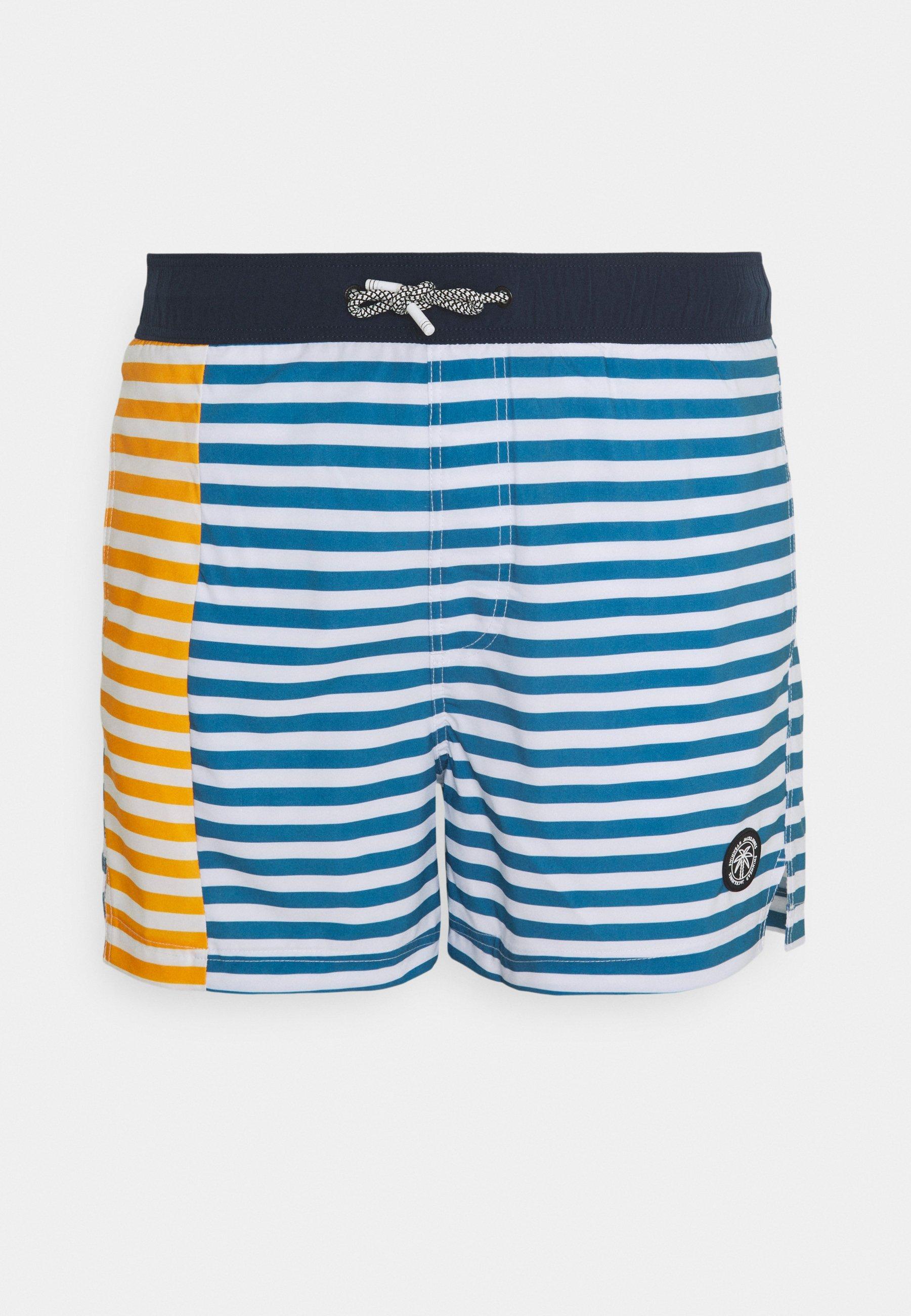 Men JJIMAUI JJSWIMSHORTS CORE MIX - Swimming shorts