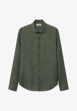 REGULAR FIT - Camisa - green