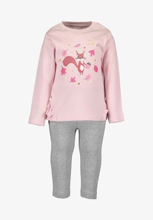 SQUIRREL - Trousers -  rosa