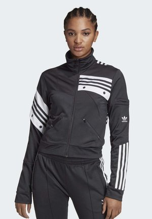 DANIËLLE CATHARI TRACK TOP - Trainingsjacke - black