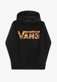 Vans - BY VANS CLASSIC PO HOODIE FT BOYS - Hoodie - black flame camo - 2
