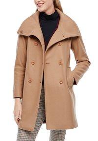 s.Oliver - Classic coat - brown - 6