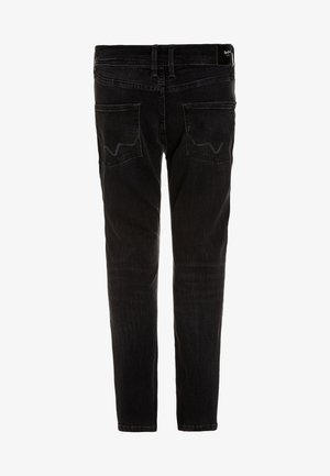 FINLY - Jeans Skinny Fit - black denim