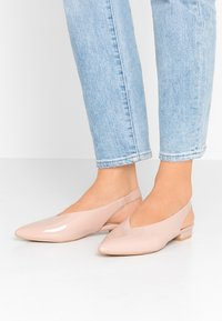 co wren - Ballerines - pink - 0