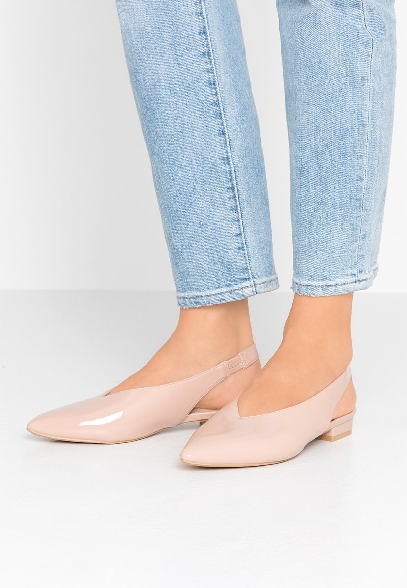 co wren - Ballerines - pink