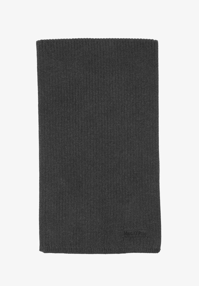 Marc O'Polo - Scarf - dark grey melange