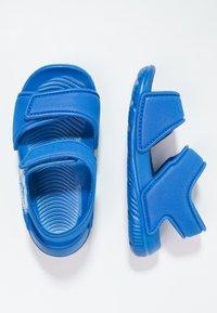 adidas Performance - ALTASWIM - Badesandaler - blue/white - 1