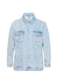 JACKET - Denim jacket - light blue