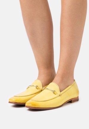 SCARLETT 22 - Mocassins - imola/margarine/gold/white/honey
