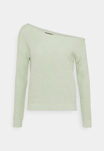 Pullover - green