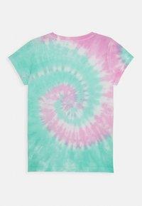 J.CREW - RAINBOW TIE DYE - Print T-shirt - multicolor - 1