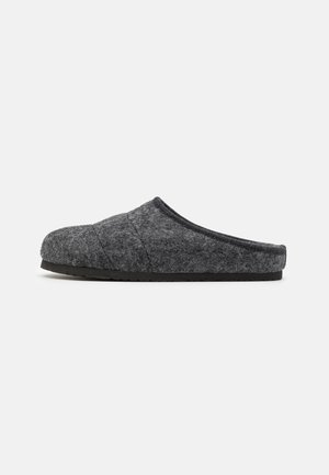 Slippers - dark grey