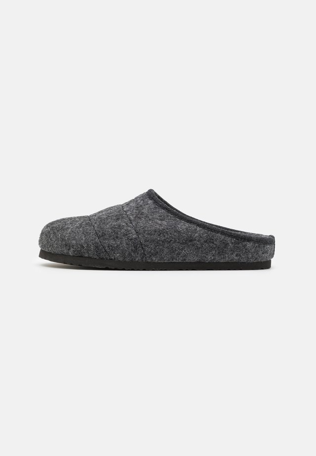Pantoffels - dark grey