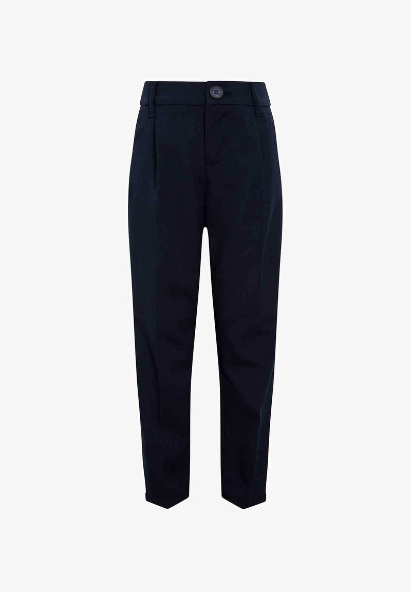 DeFacto - Trousers - navy