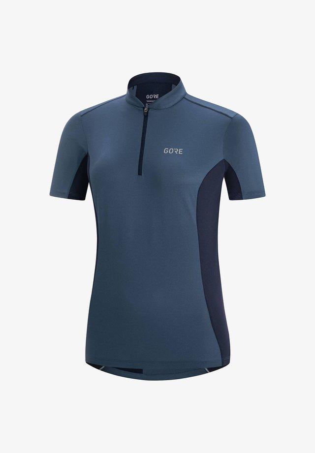 Sports shirt - nachtblau