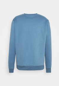 Curare Yogawear - ROUND NECK  CHEST PRINT - Sudadera - light blue - 1