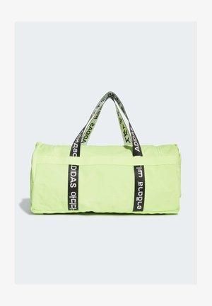 4ATHLTS DUFFEL BAG MEDIUM - Sports bag - green