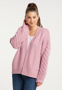 myMo - Cardigan - rosa - 0