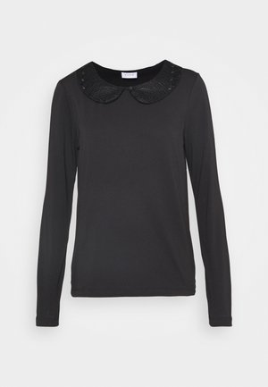 VICOLLAR - Long sleeved top - black