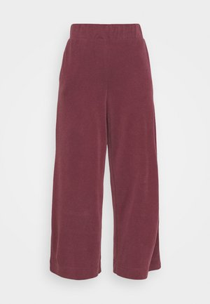 CILLA TROUSERS - Bukser - rust