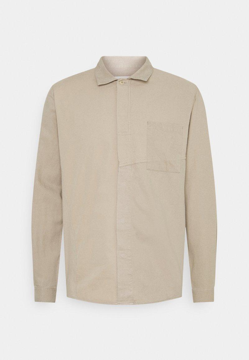 Folk - PUZZLE PATCH - Shirt - natural
