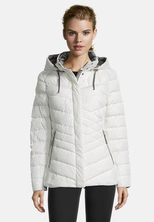 Winter jacket - vanilla ice