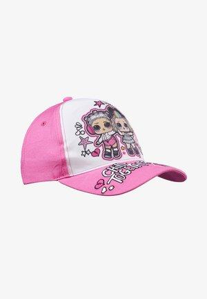 Cap - rosa
