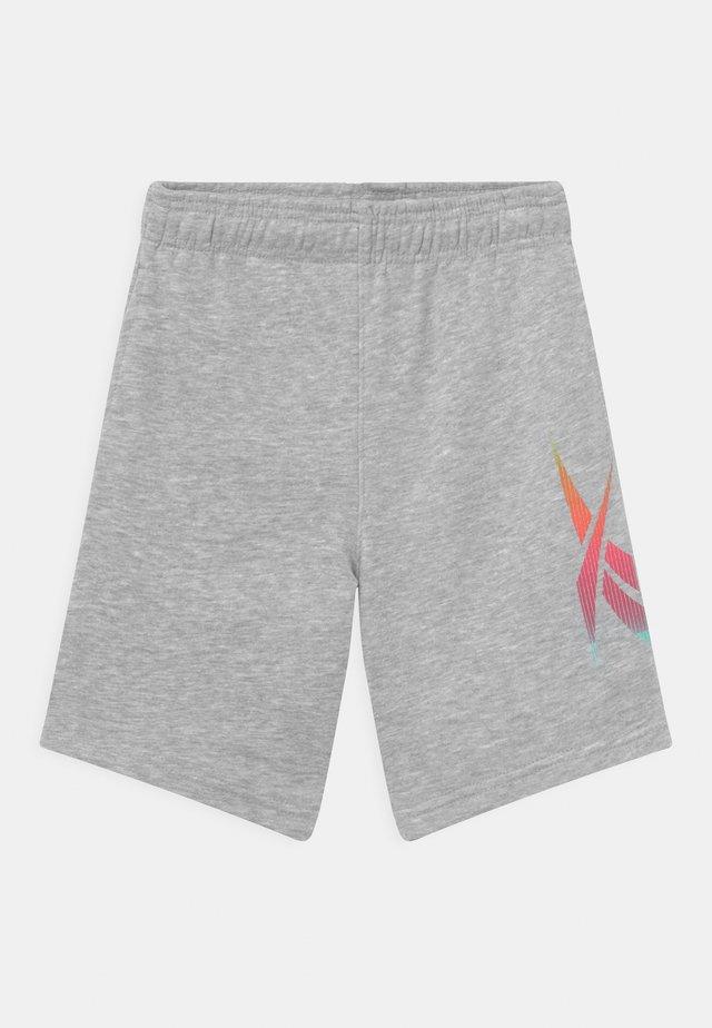 VECTOR RAINBOW  - Shorts - light heather grey
