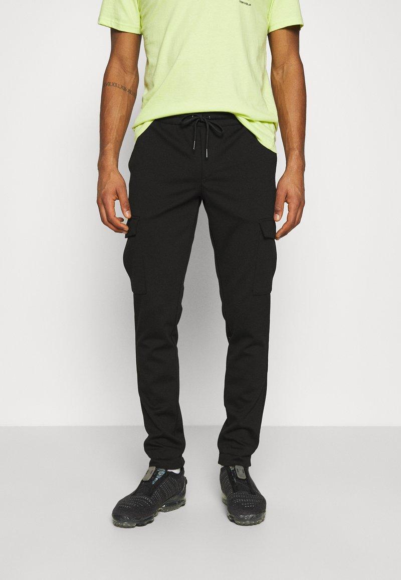 Jack & Jones - JJIWILL JJPHIL - Pantaloni sportivi - black