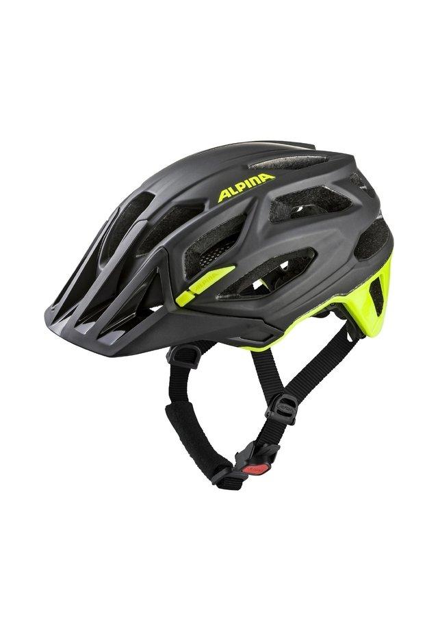 Helmet - black-neon yellow (a9700.x.34)