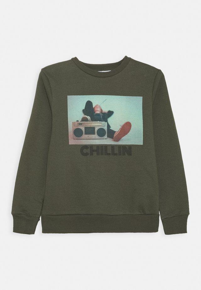 KAI  - Sweatshirt - tannin